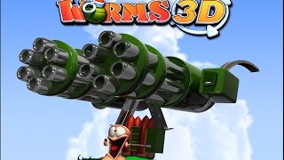 Let's Play Worms Collection With Belligerents Round 5