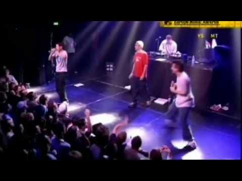 Beastie Boys - Amsterdam, The Melkweg - Promo Gig (05/16/2004)