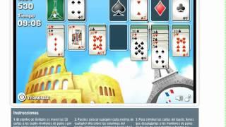 juego Midas Solitaire (el clasico solitario)