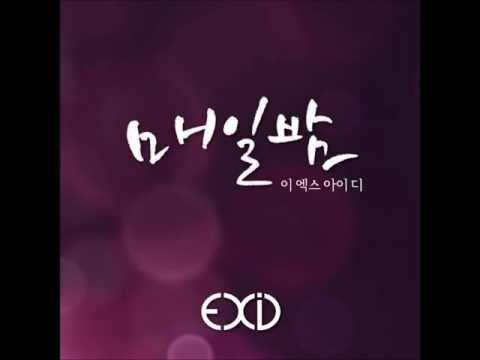 Free Download Exid - Everynight/call Instrumental Remake & Vocal Cover Mp3 dan Mp4