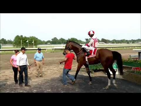 video thumbnail for MONMOUTH PARK 6-1-19 RACE 9 -TALE OF THE CAT STAKES