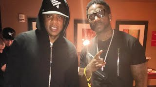 Jay Z Meets Gucci Mane For The First Time At Beyonce Formation Tour Atlanta
