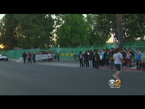 Protesters Clash In Cudahy Over Sanctuary-City Status