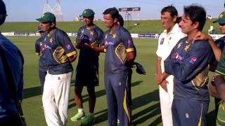 Pakistan Team Training | Pakistan vs South Africa 2013 in UAE