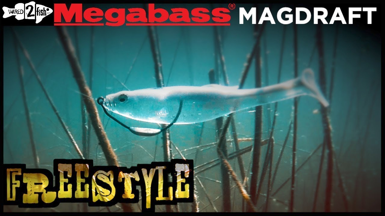 Megabass MAGDRAFT FREESTYLE Rigging Tips and Tricks