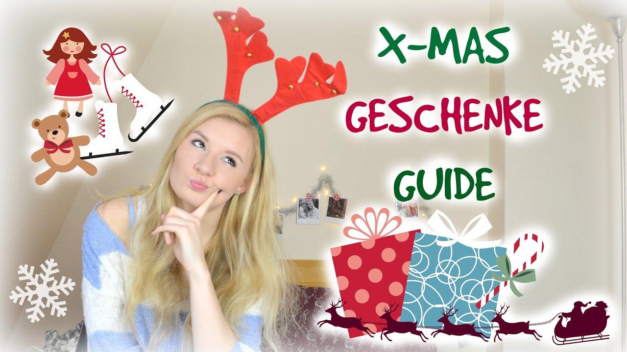 10 GESCHENK-IDEEN für Weihnachten & Verlosung! ❄ - YouTube