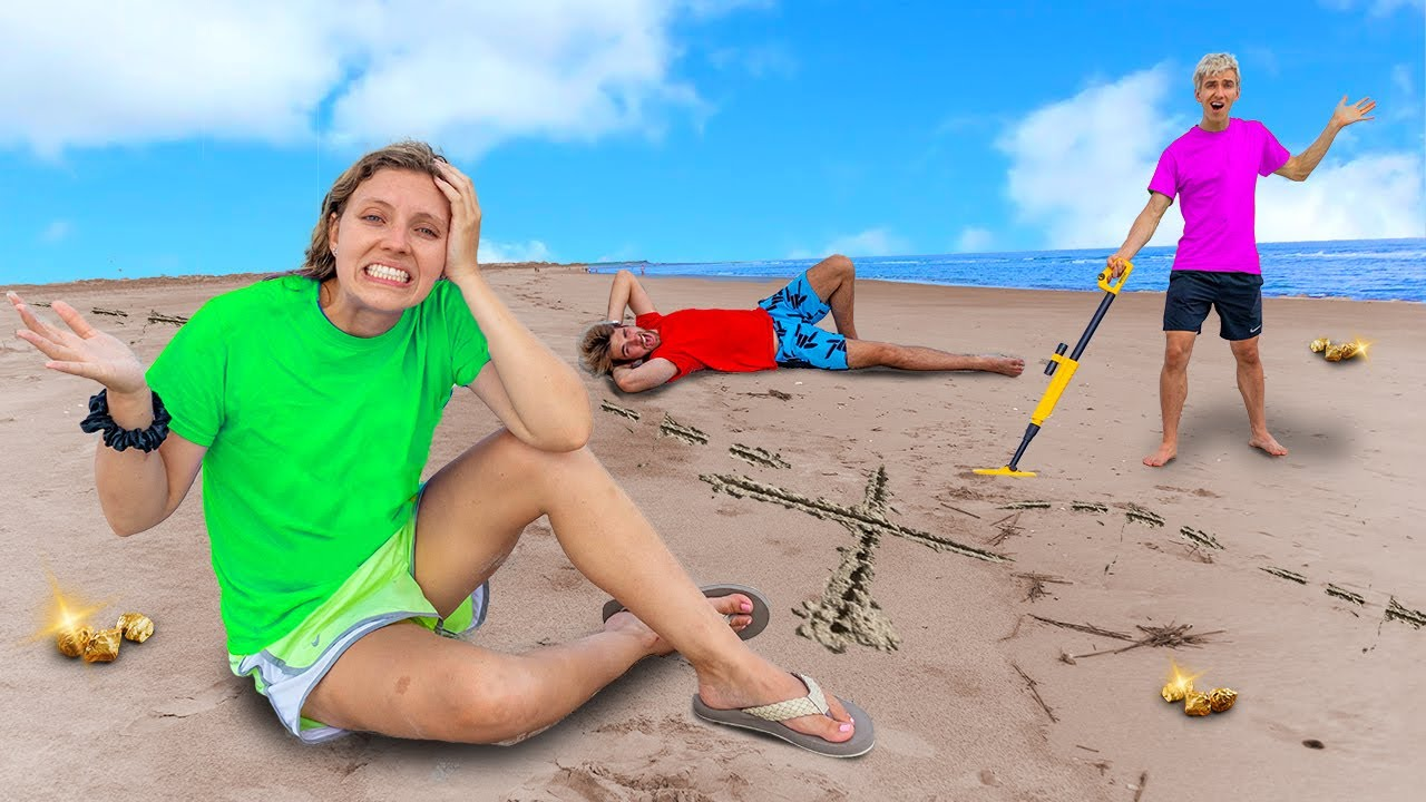 LAST TO LEAVE DESERT ISLAND WINS $10,000! - Challenge