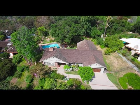 John Aaroe Group | 1215 Patton Way San Marino | Drone Video