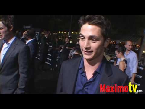 BOBBY CAMPO Interview at THE FINAL DESTINATION Premiere August 28, 2009