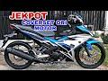 - JEKPOT //  DAPAT COVERSET ORI MOTOR // Y15ZR V2