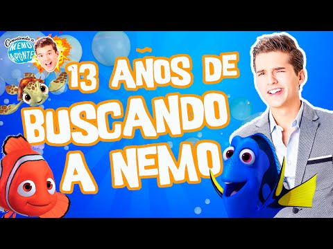 13 años del doblaje de Buscando a Nemo / Memo Aponte