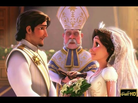 Download Tangled Movie - Wedding Scene
