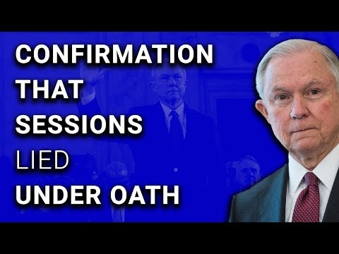Download Youtube: Is Jeff Sessions in Danger of Indictment?