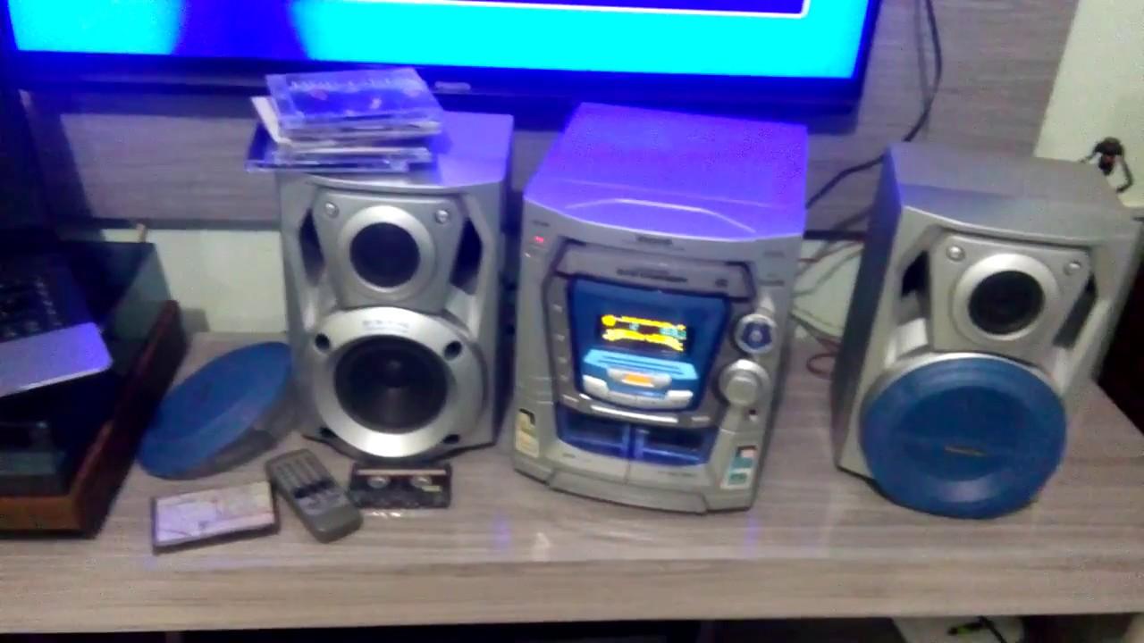 System Panasonic Sa-ak200