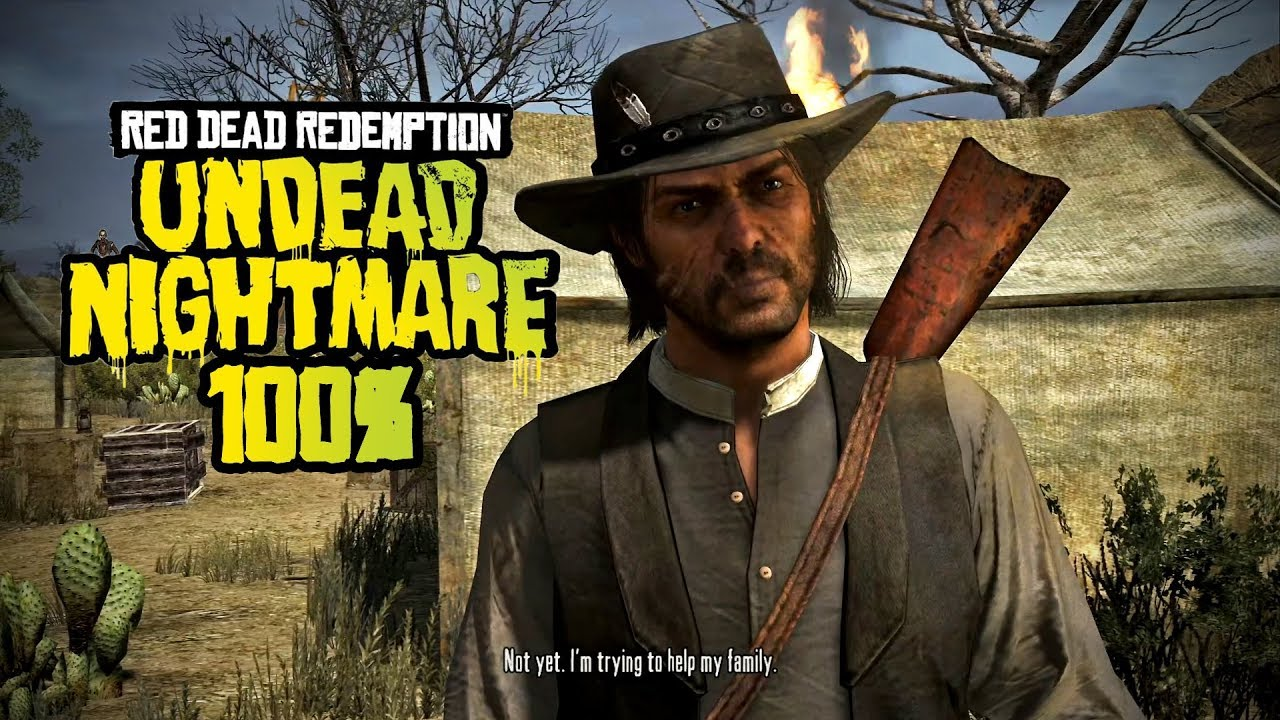 red dead redemption undead nightmare undead hunter rank 4 cougars