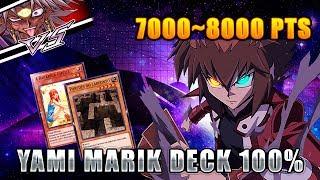 2 DECKS FARM MARIK LVL40 100% E EXPLICACAO Yu-gi-oh Duel Links