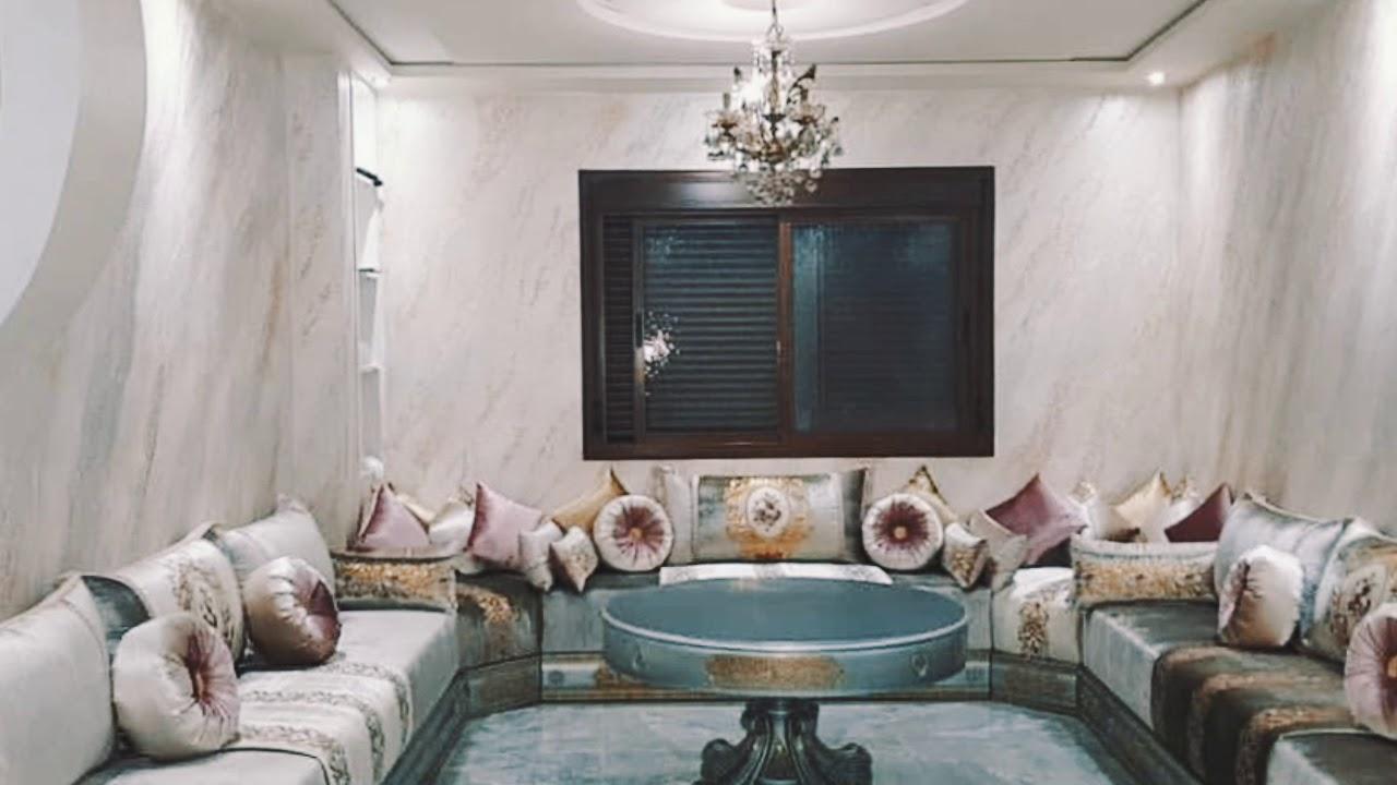 Idées Salon Marocains moderne et traditionnel - YouTube