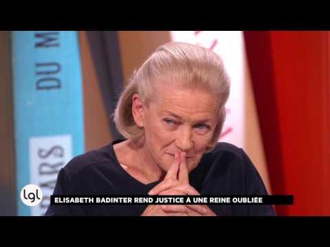 Jeudi 10 novembre 2016 - INTEGRALE - Elisabeth Badinter, Pascal Quignard, Jacques Tardi...