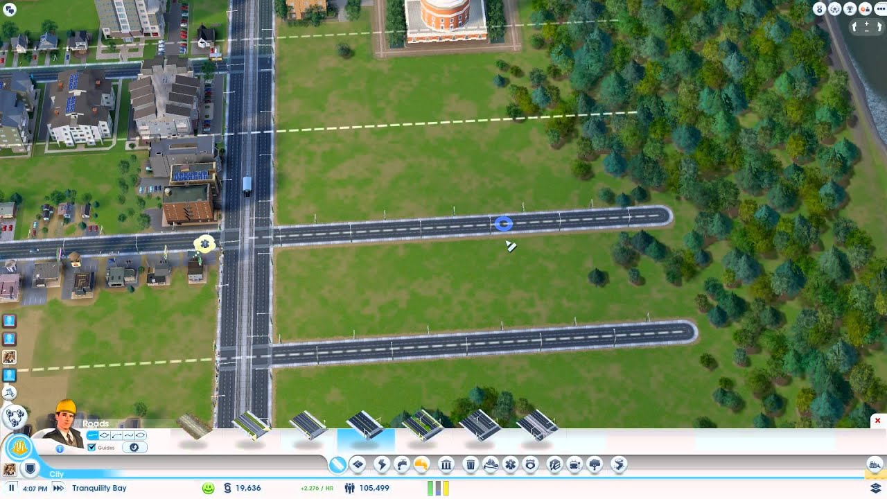 Simcity  Commercial Zone Not Building