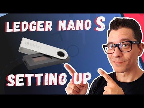 NEW Ledger Nano S 2018 SET UP + GUIDE tutorial | Safe offline Wallet Bitcoin + Alt coins