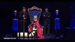 KING OF THE MASK SINGER SEASON 1 TERNYATA DIBALIK TOPENG.. | The Mask Singer Eps. 13 (11/11) GTV