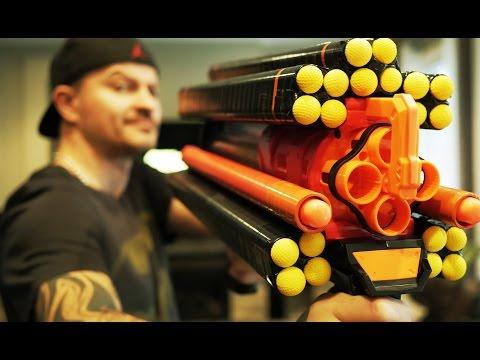NERF GUN WAR 3