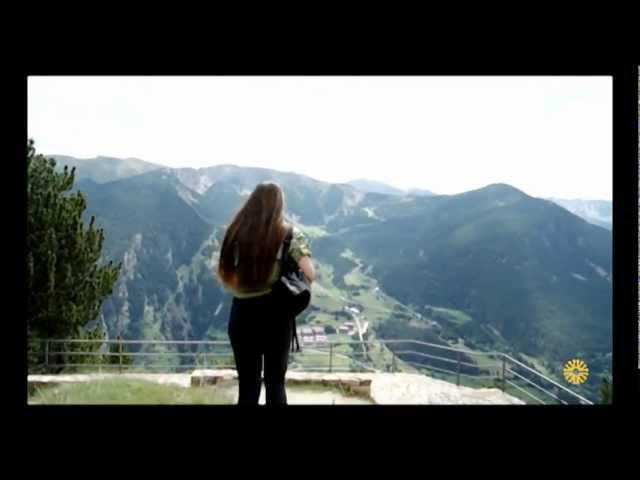 Andorra Cathy ODowd Via Ferrata Roc del Quer