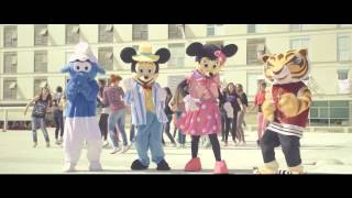 Pharrell Williams - Happy ( Zadar , Croatia ) Video