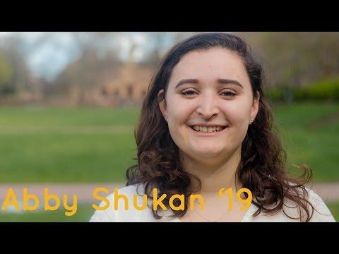 #whyWM: Abby Shukan '19