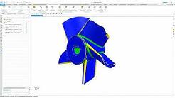 Реверс инжиниринг в NX. Часть 1 - Как совместить отсканированные части детали?