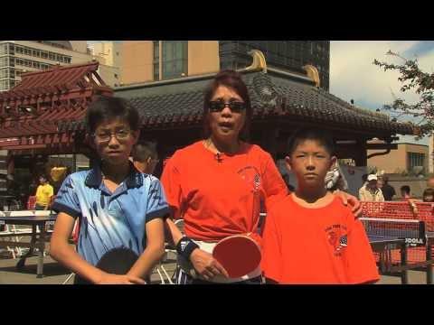 San Francisco's 3rd Annual Ping Pong Tournament