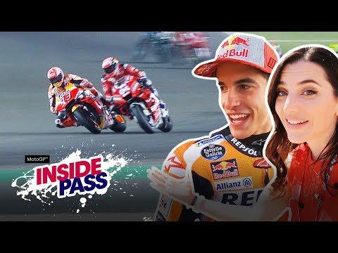 MotoGP 2019 Qatar: Walk The Paddock With Marc Marquez | Inside Pass Episode 1
