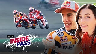 MotoGP 2019 Qatar: Walk The Paddock With Marc Marquez | Inside Pass #1