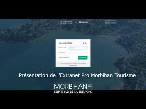 Extranet Pro  Morbihan Tourisme