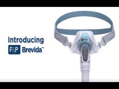 Fisher & Paykel Brevida Nasal Pillow Mask System