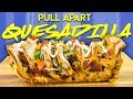 Pull-Apart Quesadilla - Handle It