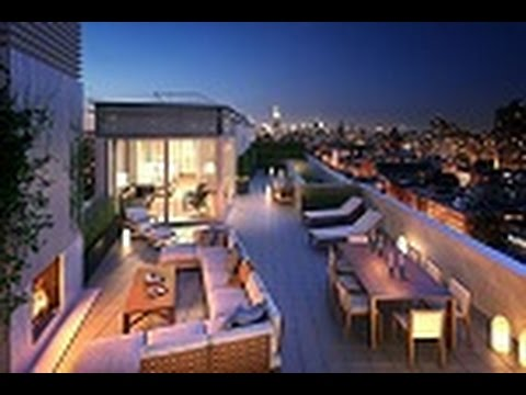 5 Bed Penthouse In Mumbai Suburb With Private Terrace