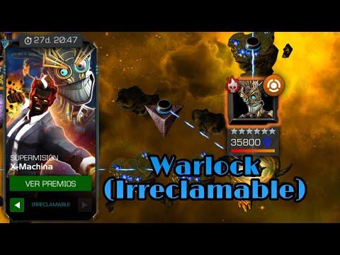 Warlock (Irreclamable) - Easy Mode | Marvel Batalla de Superhéroes