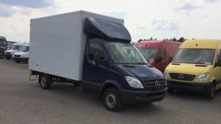 видео mercedes benz sprinter купить