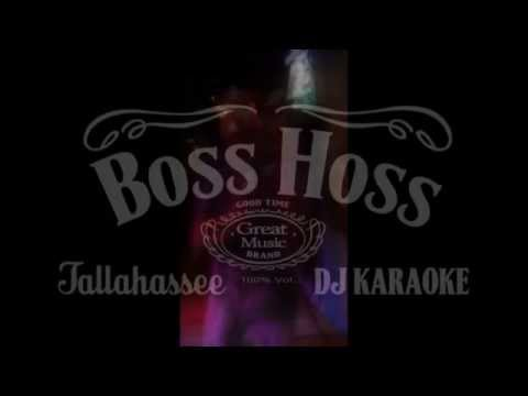 Boss Hoss Karaoke - Greg Tish at Krewe de Gras
