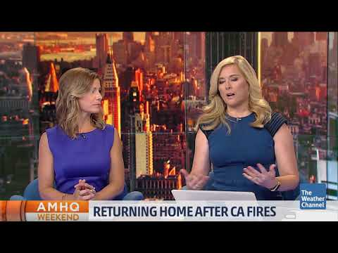 Weather Red Report: Safety Tips for Returning Home After Wildfires
