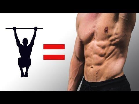 BULLETPROOF ABS | 5 BEST Six Pack Exercises