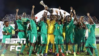 Senegal beats defending champions Ghana to lift 1st WAFU title | 2019 WAFU Cup of Nations