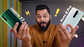 Redmi Note 8 Pro Vs Realme X2 Full Comparison ⚡⚡⚡ The Best Mid-Ranger Of 2019 Is..