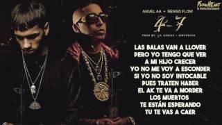 47 anuel aa ft engo flow letra