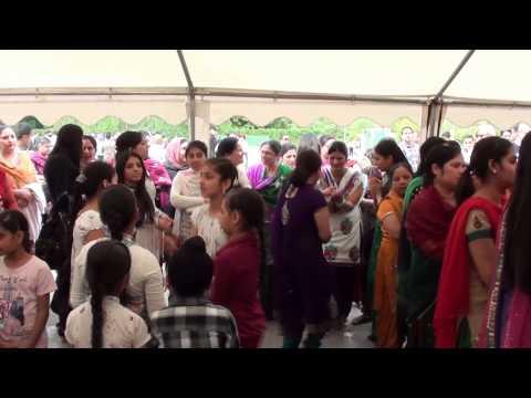 Hamburg Punjabi Mela  2012  Full Movie Vol 2