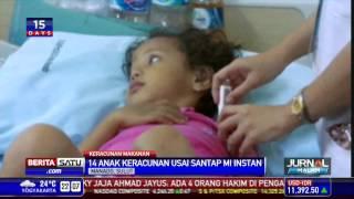 153 Orang Alami Gejala Keracunan Makanan NET24.