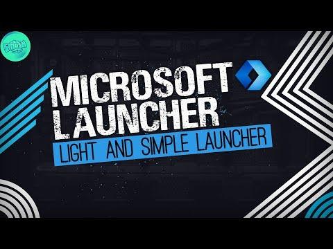 Microsoft Launcher - Light An Simple Launcher For Any Android Device - Best  Android Launcher For Box