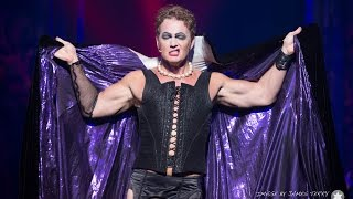 Sweet Transvestite // Craig McLachlan // The Rocky Horror Show 2015 Australian Cast