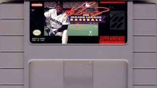 Classic Game Room - KEN GRIFFEY JR. PRESENTS MAJOR LEAGUE BASEBALL review